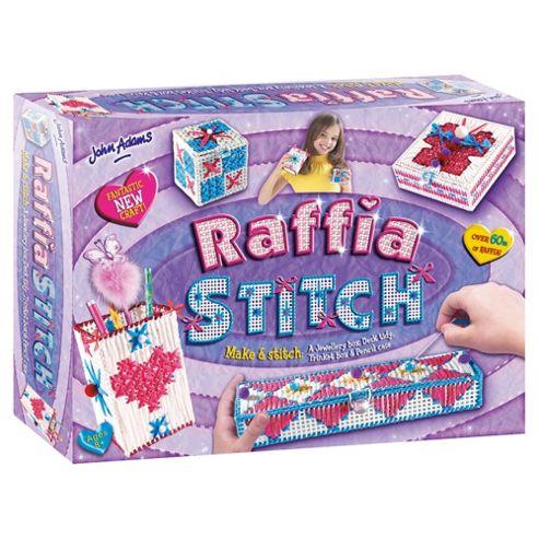 John Adams Raffia Stitch