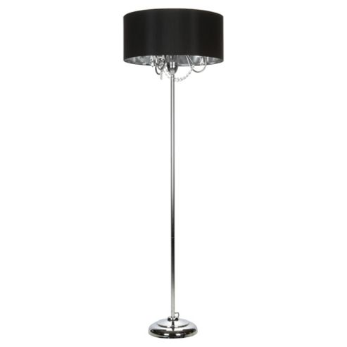 Signa Anna Floor Lamp Black