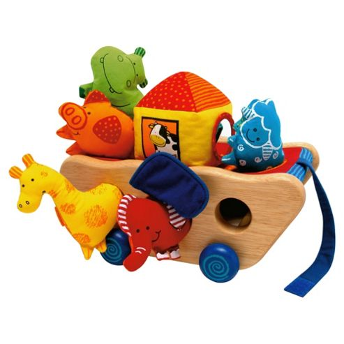 I'M Toy Noah Activity Ark, wooden toy