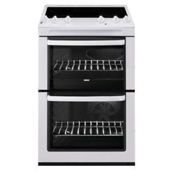 Zanussi ZCV661MWC 60cm Electric Cooker