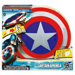 Marvel Avengers Captain America Disc Launching Shield