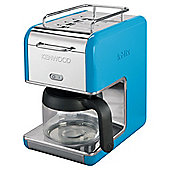 Kenwood K-Mix CM023  Boutique Coffee Machine - Blue Filter