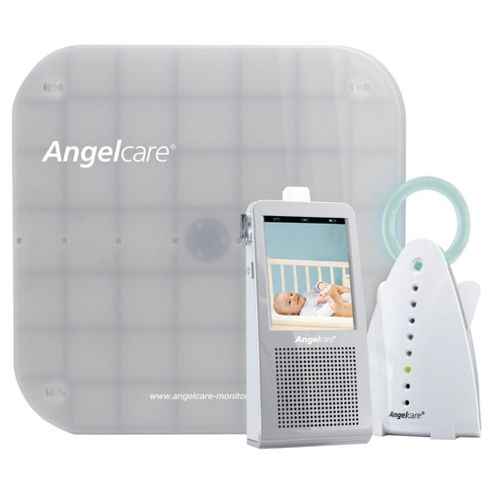 Angelcare Video, Movement & Sound Baby Monitor AC1100