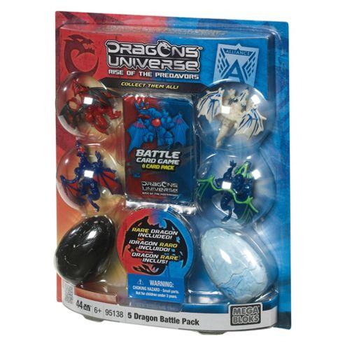 Mega Bloks Dragons Universe Micro Dragon 6
