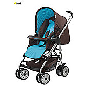 Hauck Eagle Pushchair, Lolli Turquoise