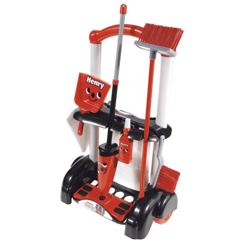 Casdon Henry Toy Cleaning Trolly