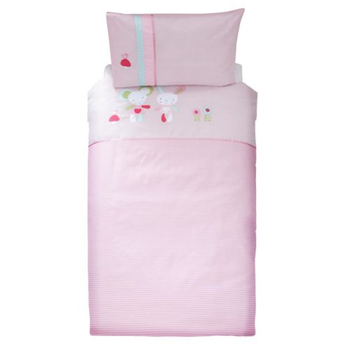 F & F Toddler Duvet Set, Mix & Patch