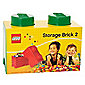 LEGO Storage Brick 2 Green