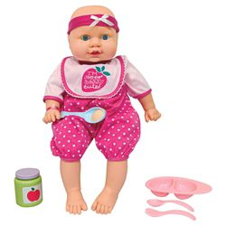 Emmi Touch & Talk Teatime Baby Doll