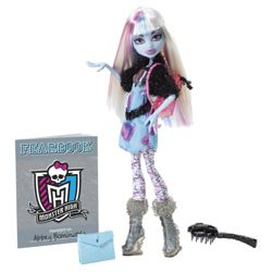 Monster High Doll - Abbey Bominable