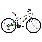 "Terrain Matterhorn 26"" Unisex Dual Suspension Mountain Bike, 16"" Frame"