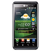 Tesco Mobile LG Optimus 3D Black