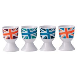 Johnson Bros London 2012 Set of 4 Bright Egg Cups