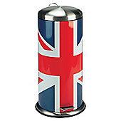 Cool Britannia 30L Pedal Kitchen Bin