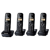 Panasonic KX-TG1614EH Quad Telephone