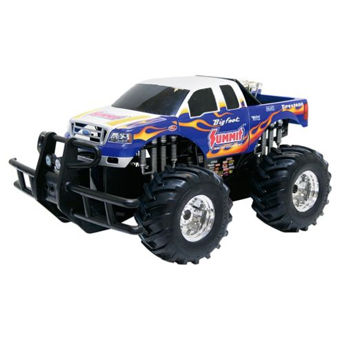 New Bright 1:14 Big Foot RC Toy Car