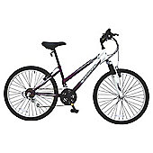 "Terrain Snowdon 24"" Girls' Front Suspension Mountain Bike"