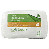Tesco Standard Soft Touch Anti Allergy Double Duvet 10.5 Tog