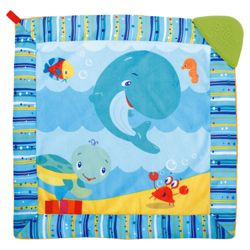 Bright Starts Cuddle & Soothe Blanket
