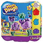 Moon Dough Ocean Animals