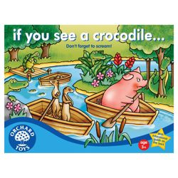 Orchard Toys If You See A Crocodile Educational Game