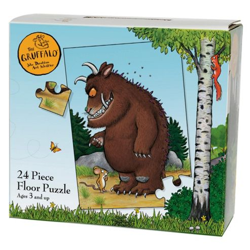 The Gruffalo 24 piece Floor Puzzle