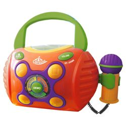 Carousel Cd Boom Box