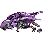 Mega Bloks Halo Wars Covenant Phantom