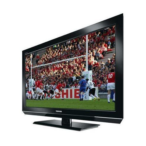 Toshiba REGZA 32RL853B 32 inch Television 1400:1 360cd/m2 1920 x 1080 8ms HDMI SCART USB (Black)