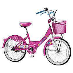 "Hello Kitty 20"" Kids' Bike"