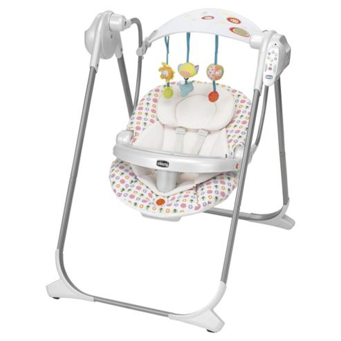 Chicco Polly Swing Up, Flower Power