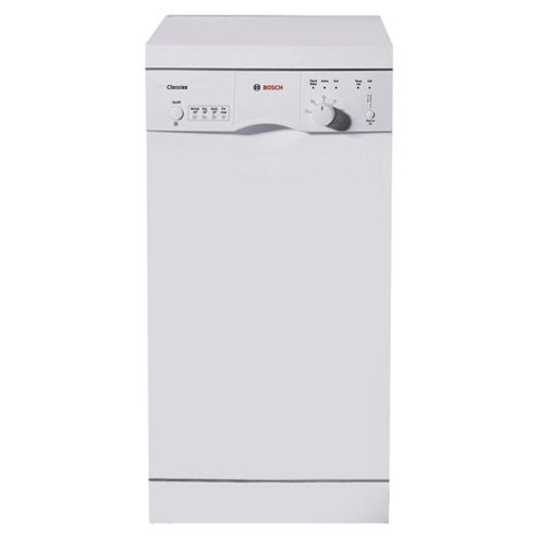 buy bosch classixx srs43c32gb white slimline dishwasher. Black Bedroom Furniture Sets. Home Design Ideas