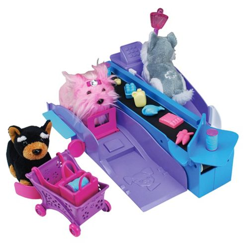 Zhu Zhu Puppies Grocery Store Playset