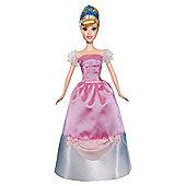 Disney Princess 2 In 1 Ballgown Surprise - Cinderella Doll
