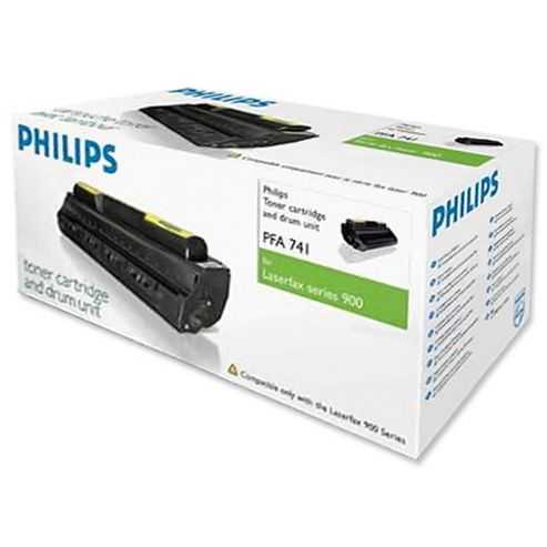 Sagem PFA 731 Black Toner Cartridge for Philips Laserfax 820, 825 and 855 Series