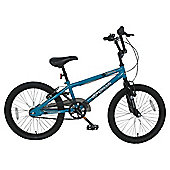 "Terrain Venom 20"" Kids' BMX Bike, Blue"
