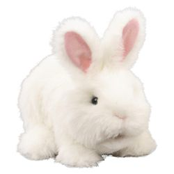 Animagic Hoppers Snowy Soft Toy