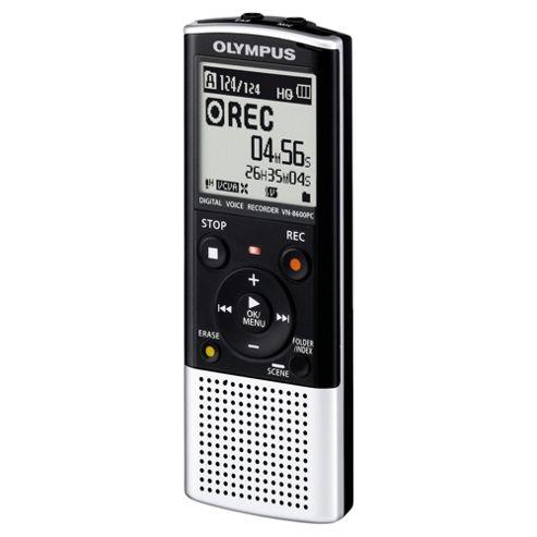 Olympus VN-8600 PC Digital Voice Recorder