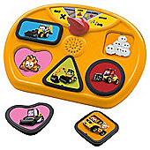 JCB Shape Sorter Toy