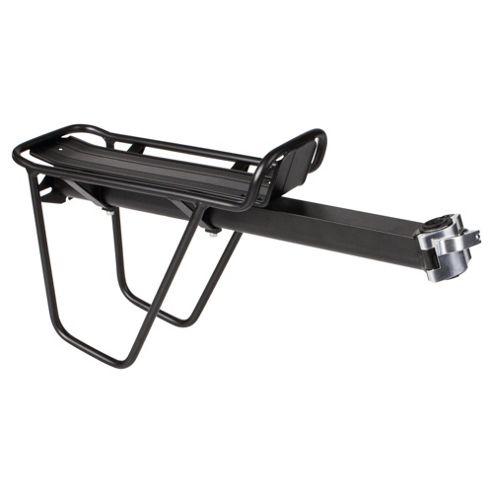 Bi-tek Quick Release Pannier Rack Black