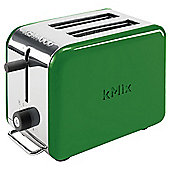 Kenwood TTM025 2 Slice Toaster - Green