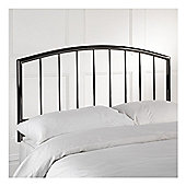 New York Single Headboard, Black
