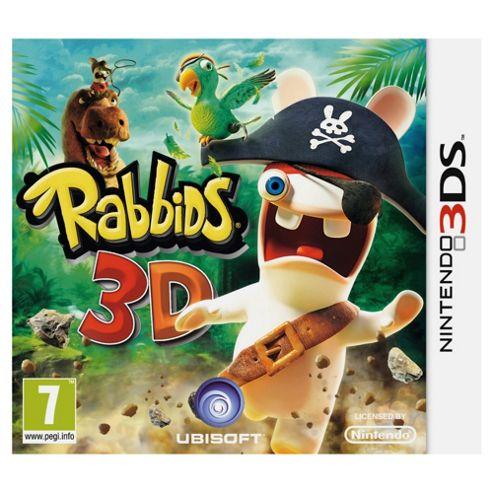 Rabbids 3D (3DS)