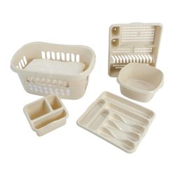 Brights kitchen set, almond