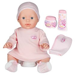 Baby Annabell Care for Me Doll