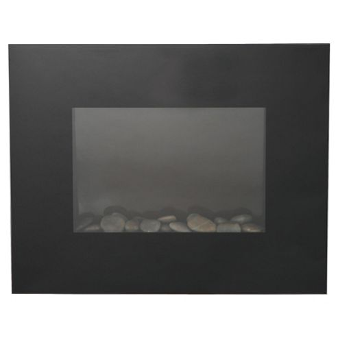 PIFCO PE170 Wall Mount Glass Front Fire