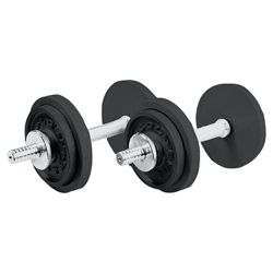 Golds Gym Hammertone 20Kg Dumbbell Set