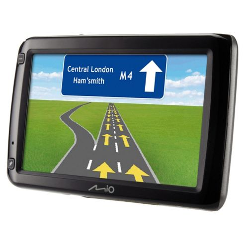 Mio Spirit 685 UK Satellite Navigation System (UK and ROI Maps) 5 inch