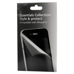 Essentials Screen Pro-tectors iPhone 4 Clear