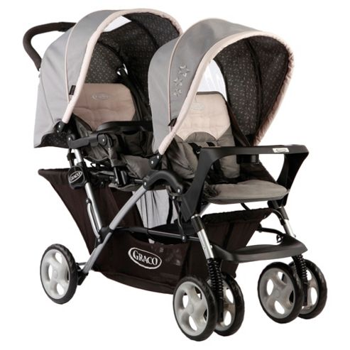 buy graco stadium duo tandem twin stroller from our. Black Bedroom Furniture Sets. Home Design Ideas